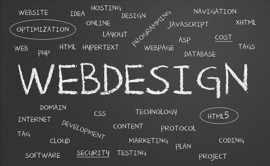 Web design in Pershore