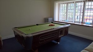 Steak Festival Pool Room